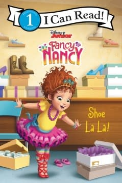 HarperCollins Disney Junior Fancy Nancy: Shoe-La-La