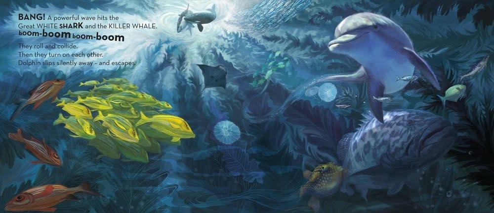 Otter-Barry Books Dance, Dolphin, Dance
