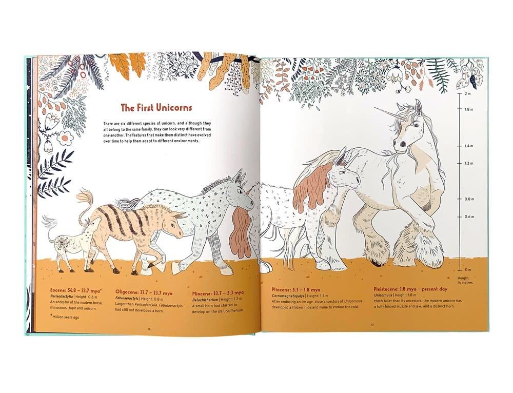 Flying Eye Books The Secret Lives of Unicorns