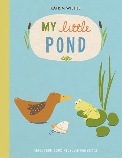HMH Books for Young Readers My Little Pond