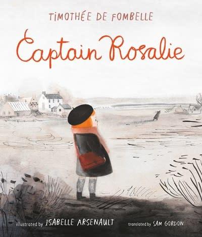 Candlewick Captain Rosalie