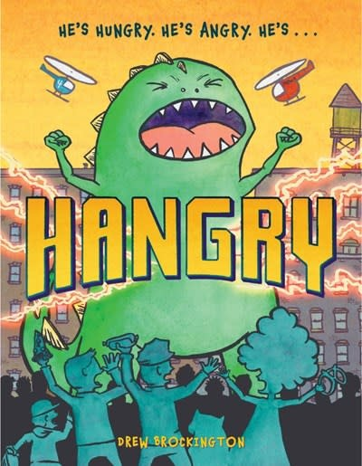 Little, Brown Books for Young Readers Hangry