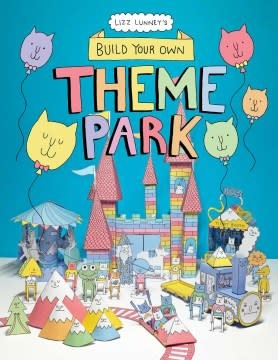 Andrews McMeel Publishing Build Your Own Theme Park