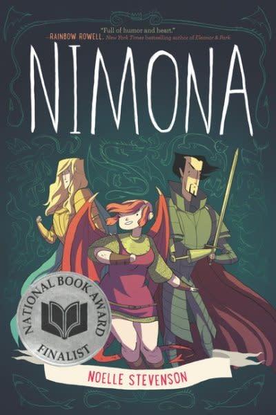 Nimona (Graphic Novel)