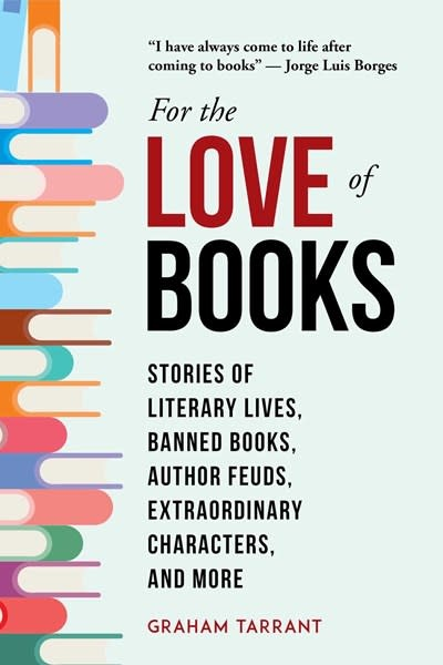 Skyhorse For the Love of Books