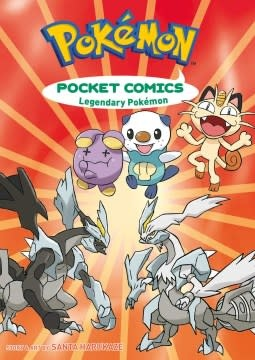 VIZ Media Pokemon Pocket Comics: Legendary Pokemon