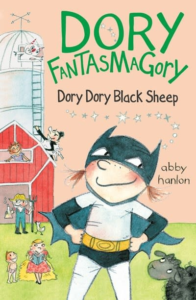 Puffin Books Dory Fantasmagory 03 Dory Dory Black Sheep