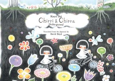 Enchanted Lion Books Chirri & Chirra, Underground