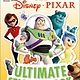 DK Children Disney Pixar Ultimate Sticker Book, New Edition
