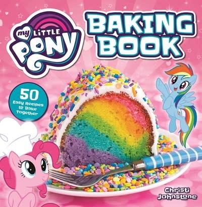 Media Lab Books My Little Pony Baking Book