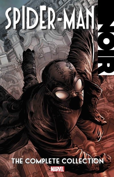 Marvel Spider-Man Noir: The Complete Collection