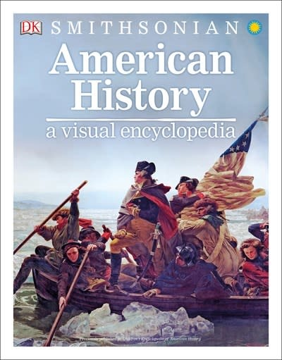 DK Children American History: A Visual Encyclopedia