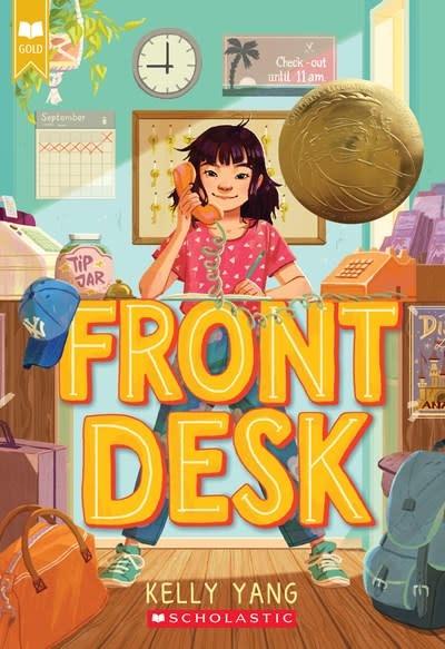 Arthur A. Levine Books Front Desk (Scholastic Gold)