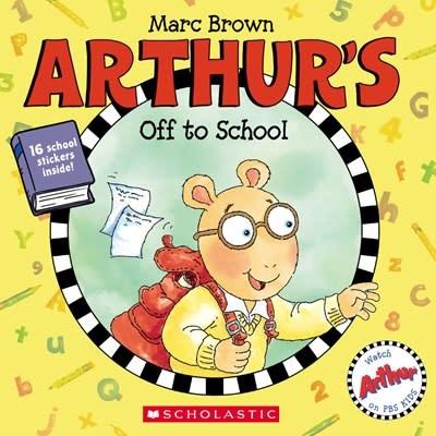 Cartwheel Books Arthur's Off to School