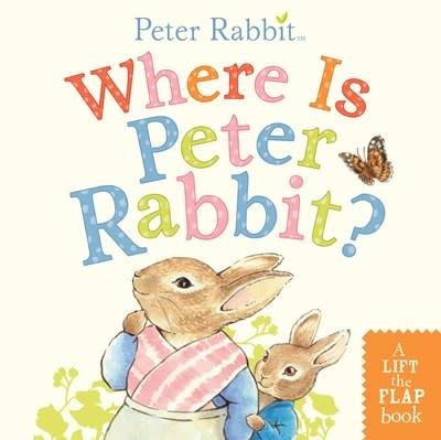 Warne Where Is Peter Rabbit?