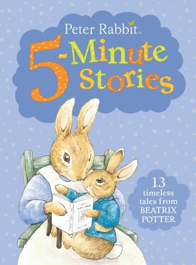Warne Peter Rabbit: 5-Minute Stories