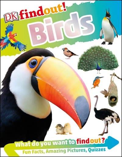 DK Children DKfindout! Birds