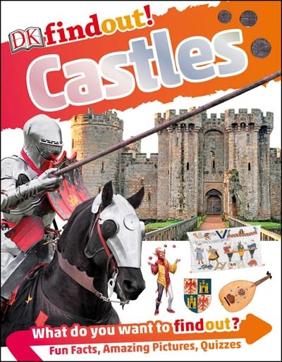 DK Children DKfindout! Castles