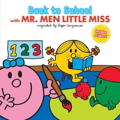 Grosset & Dunlap Back to School with Mr. Men Little Miss