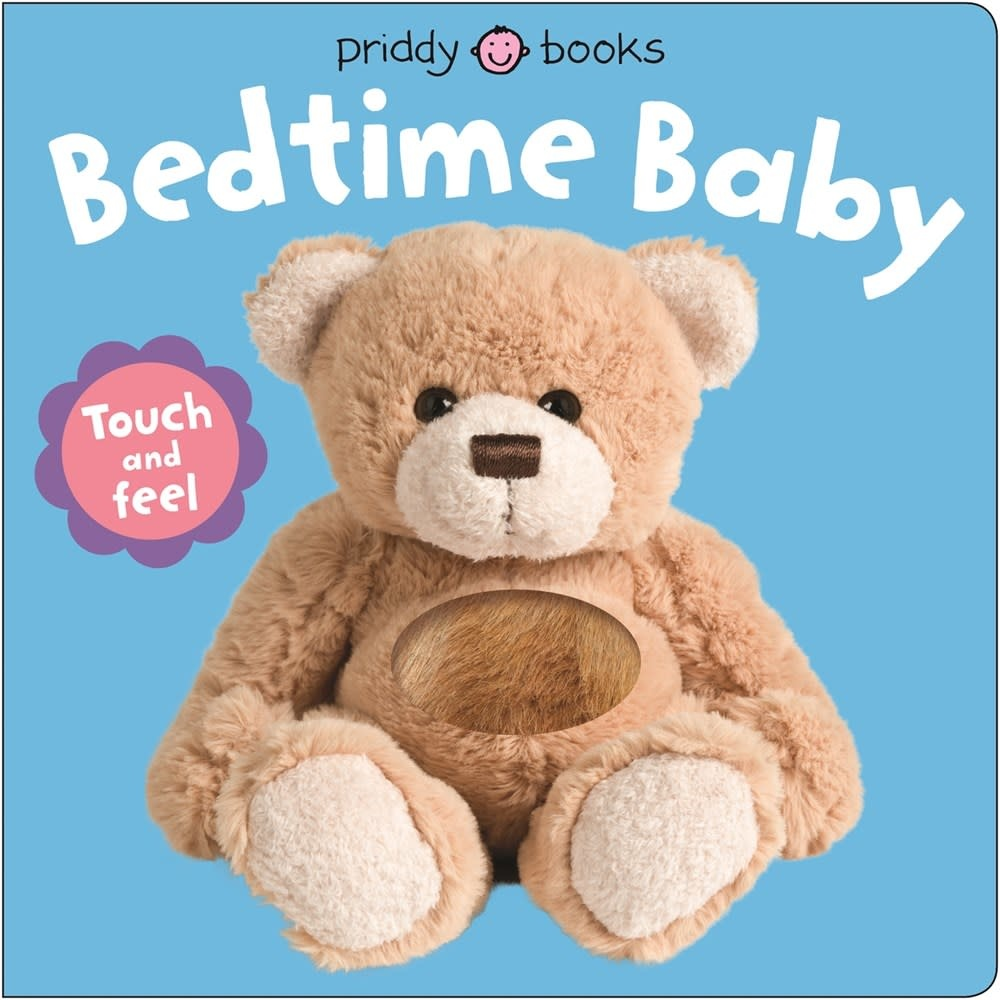 Priddy Books Baby Can Do: Bedtime Baby