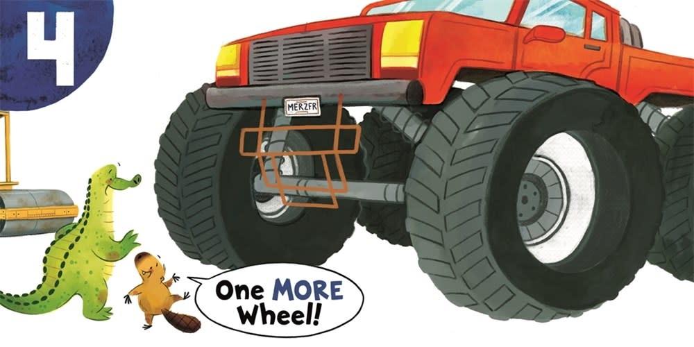 Odd Dot One More Wheel!