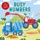 Clever Publishing Clever Wheels: Busy Numbers (Board Book)