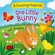 Cottage Door Press One Little Bunny: A Counting Playbook (Board Book)