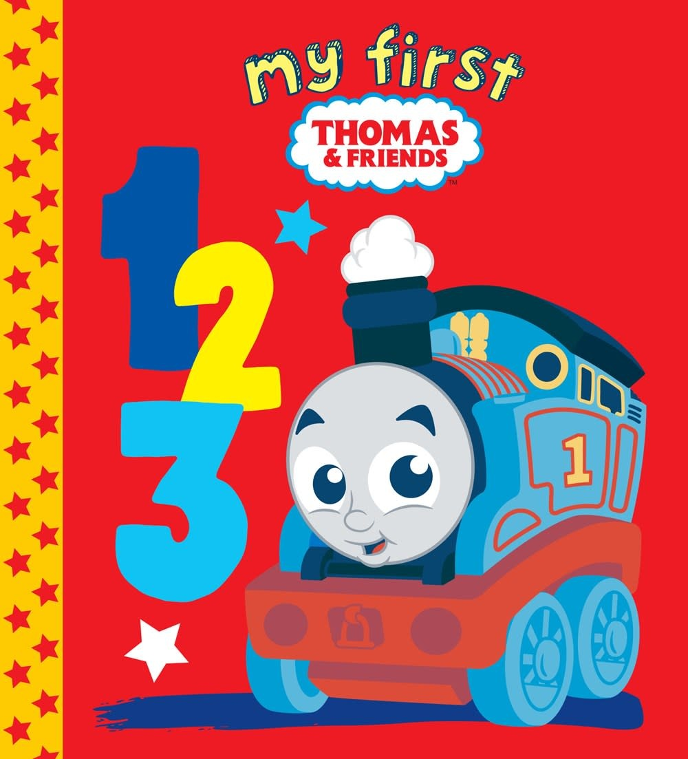 Random House Books for Young Readers Thomas & Friends: My First 123 (Board Book)