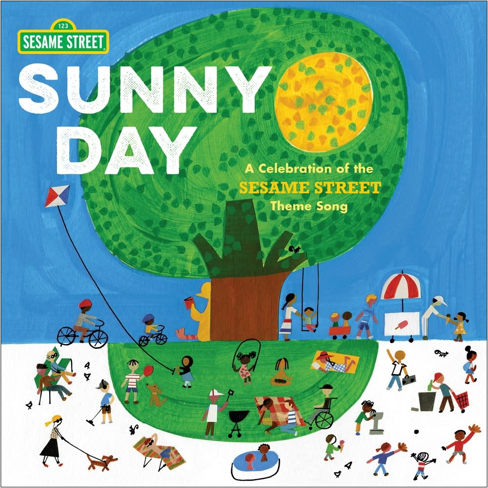 Random House Books for Young Readers Sunny Day: A Celebration of Sesame Street