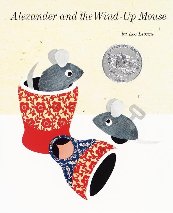 Knopf Books for Young Readers Alexander and the Wind-Up Mouse