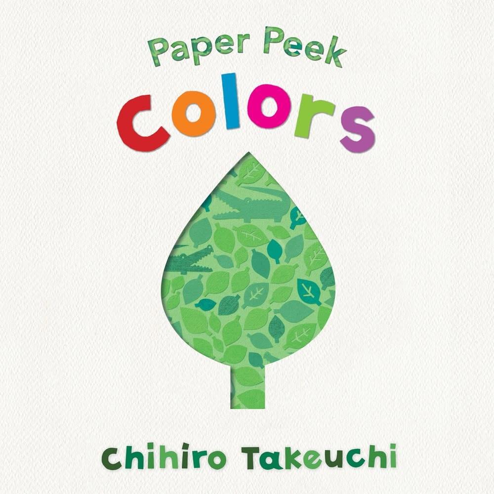 Candlewick Studio Paper Peek: Colors