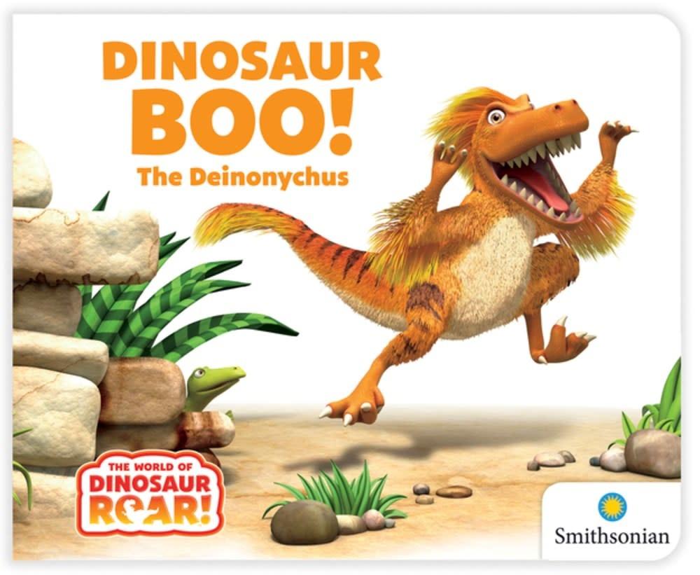 Curiosity Books Dinosaur Boo! The Deinonychus