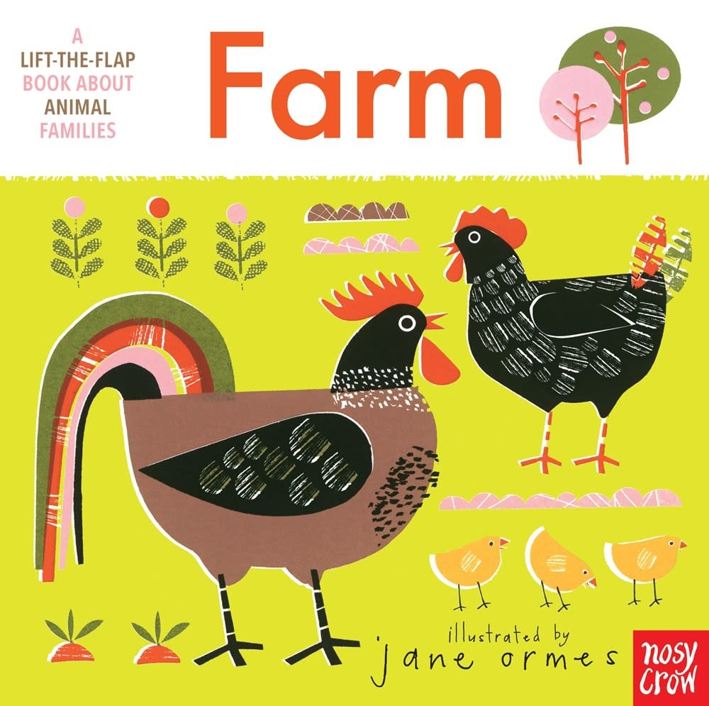 Nosy Crow Animal Families: Farm