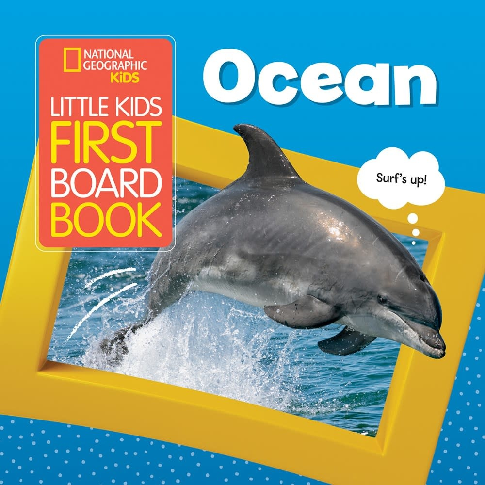 National Geographic Children's Books National Geographic Kids Little Kids First Board Book: Ocean