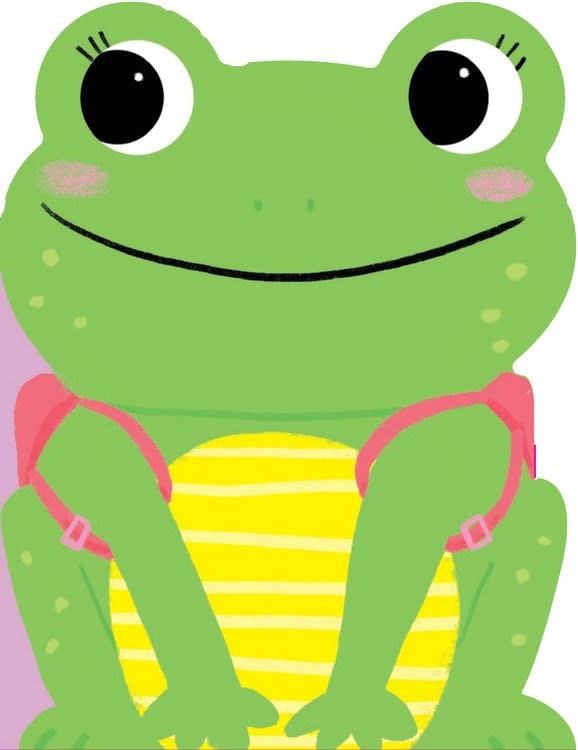 Clever Publishing Animal Adventures: Frog