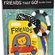 Silver Dolphin Books Friends That Go Stroller Cards