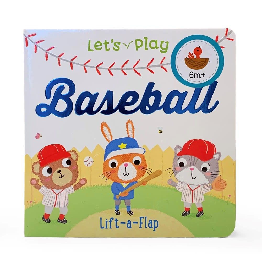 Cottage Door Press Let's Play Baseball