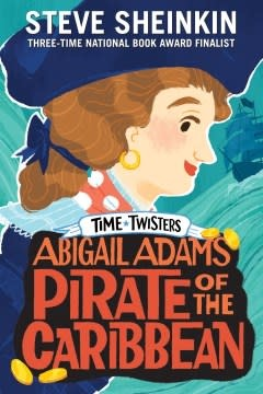 Square Fish Abigail Adams, Pirate of the Caribbean