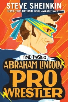 Square Fish Abraham Lincoln, Pro Wrestler