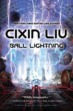 Tor Books Ball Lightning