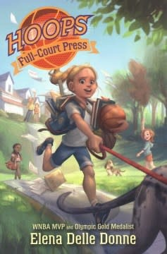 Simon & Schuster Books for Young Readers Hoops: Full-Court Press