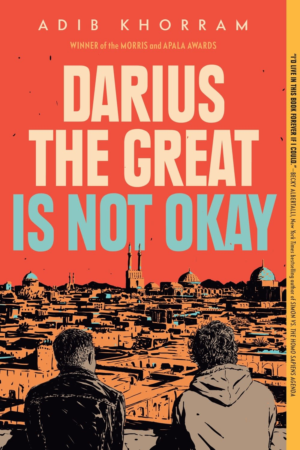 Penguin Books Darius the Great Is Not Okay