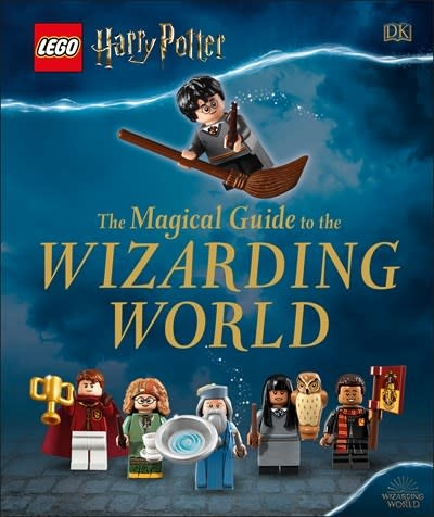 DK Children LEGO Harry Potter The Magical Guide to the Wizarding World