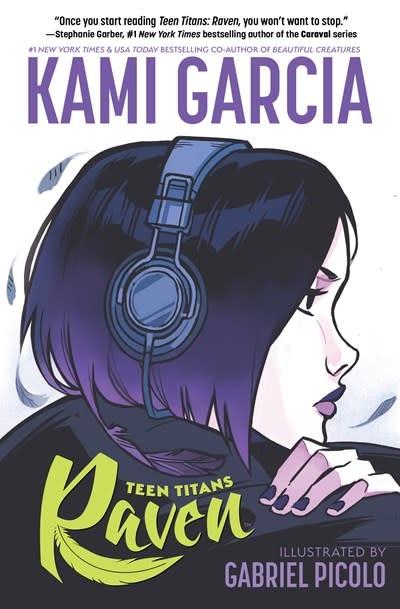 DC Ink Teen Titans: Raven