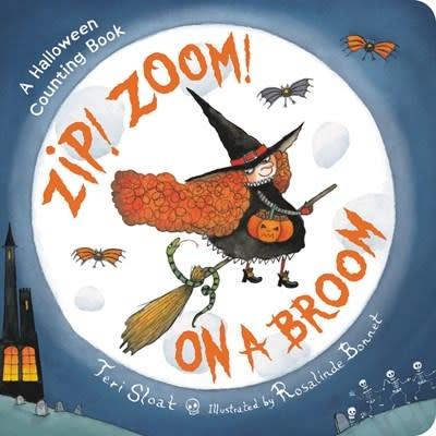 LB Kids Zip! Zoom! On a Broom