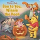 Disney Press Boo to You, Winnie the Pooh