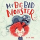 Disney-Hyperion My Big Bad Monster