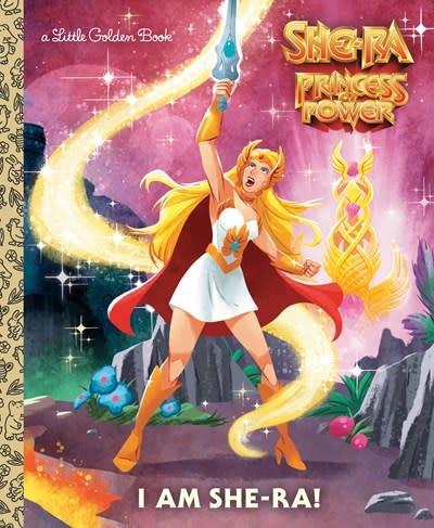Golden Books I Am She-Ra! (She-Ra)