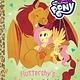 Golden Books Fluttershy's Ferocious Friend! (My Little Pony)