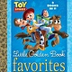 Golden/Disney Toy Story Little Golden Book Favorites (Disney/Pixar Toy Story)
